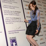 Mandy Moore Draws Attention to Flea, Tick Preventative