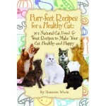 Review: Purr-fect Recipes for a Healthy Cat by Lisa Shiroff