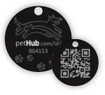 PetHub ID Tags Now 99 Percent Off