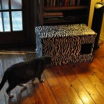 Review: Mouzers aMazing Litter Box Cover