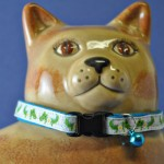Giveaway: Pugs2Persians Cat Collar! CLOSED