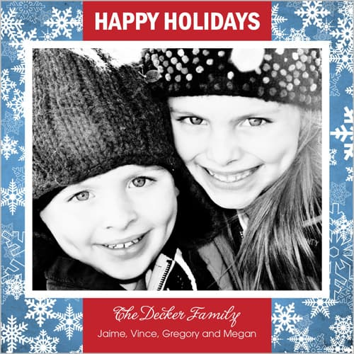 Preparing for the Holidays: Shutterfly Holiday Cards