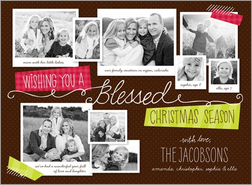 or - Shutterfly Holiday Cards