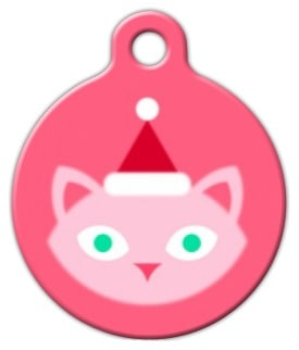 2012 Gift Guide: Cat Tags from DogTagArt.com