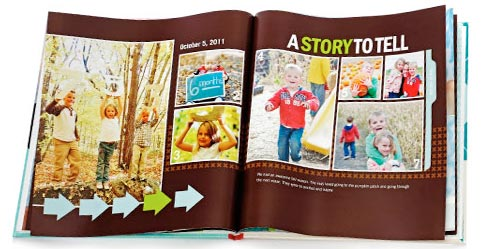 Giveaway: Win a Shutterfly Yearbook!