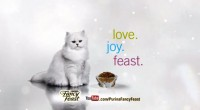 Happy Holidays from Fancy Feast!