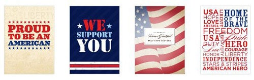 Send a Free Card to a Soldier for Veterans' Day