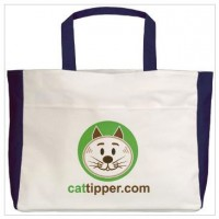 Win a CatTipper & Fancy Feast Tote! (20 winners!) CLOSED