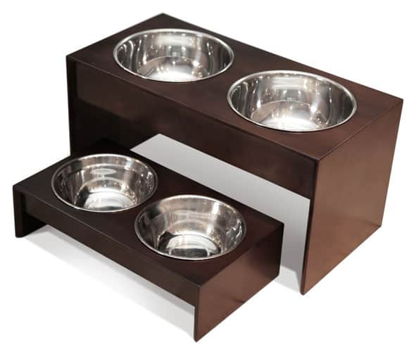 Win a PetFusion Elevated Pet Bowl Holder-CatTipper - photo#12
