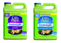 Review: Cat's Pride Fresh & Light Litter #FreshandLight