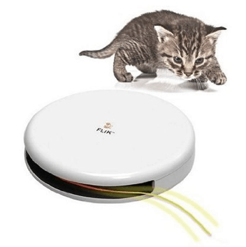 Frolicat Flik Automatic Cat Teaser #Giveaway