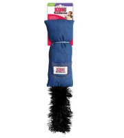 KONG Denim Kickeroo Catnip Toy #GIVEAWAY