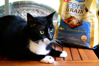 Try New #NutrishZeroGrain & Help Shelter Pets!