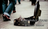 Faithfully Yours, A Book Trailer that Will Make Cat Lovers Smile!
