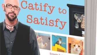 Win #CatifytoSatisfy by Jackson Galaxy & Kate Benjamin!