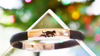 Win a Black Cat Bracelet for You AND a Friend!