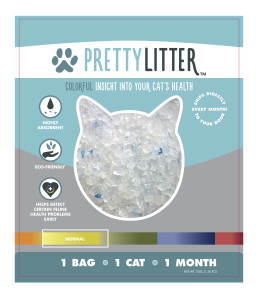 Pretty Litter Bag