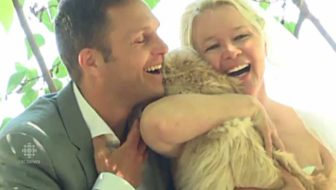 Wedding Helps Cats in Need