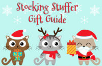 Stocking Stuffers for Cat Ladies Gift Guide!
