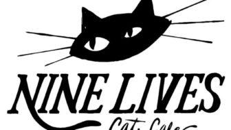 Nine Lives Cat Cafe, Indianapolis, Indiana