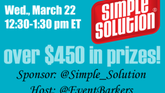 RSVP for the #SimpleSolution Twitter Party!