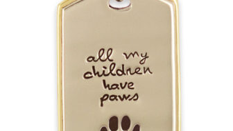 """Calling All Cat Moms! Win an """"All My Children Have Paws"""" necklace!"""