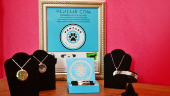 Fido + Fluffy's Freebie Friday Exhibits Our Jewelry