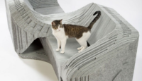 Think Cat Condos Mean Beige Carpet? Architects for Animals Unveils Mod Designs to Aid FixNation
