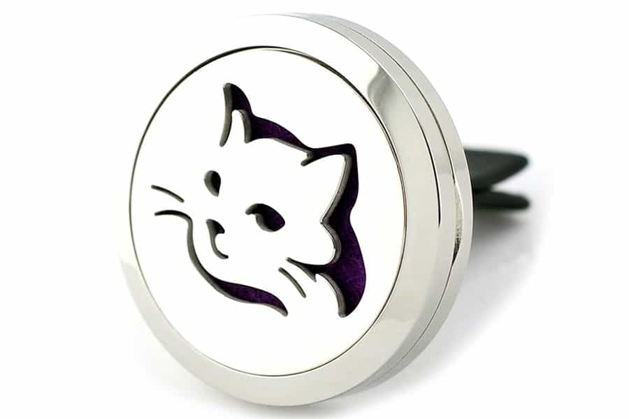 Just In: PURRfect Aromatherapy Car Diffusers!