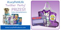 Check Out the #LucyPet4Life Prizes for Thursday's Party!