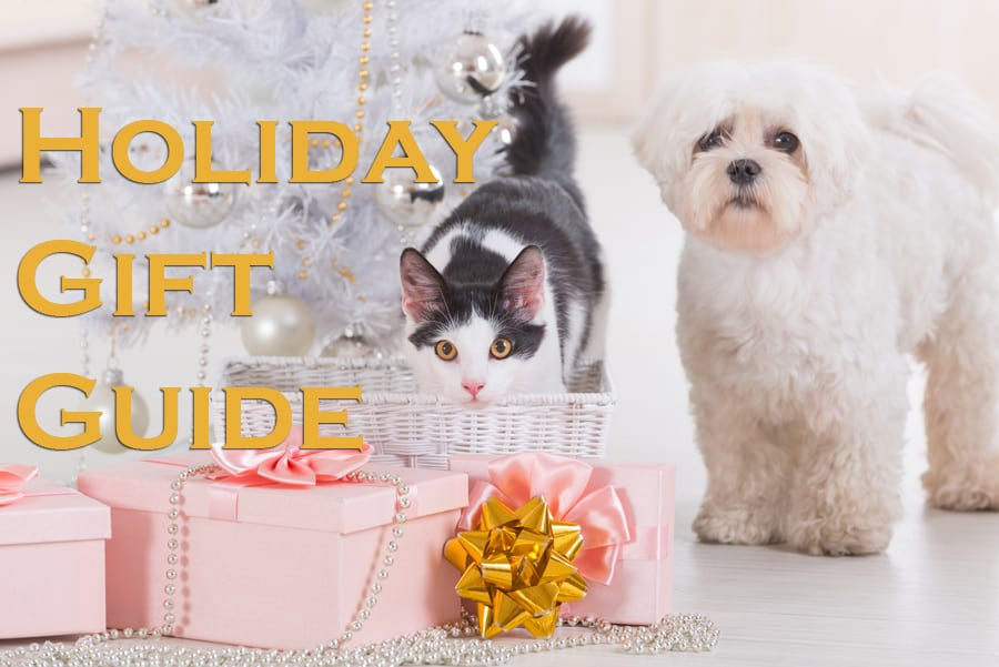 2017 Holiday Gift Guide for Cat Lovers