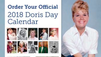 Celebrate Doris Day in 2018 with Fundraising Calendar, Birthday Event